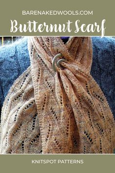 This sheer rectangle scarf features a texture of staggered almond shapes that form a ribbed fabric which is attractive on both the front and the back sides. With crisp outlines and lace knitting on RS rows only, this motif is easily memorized and very intuitive to work. Lace Knitting Patterns, Knit Shawls, Ribbed Fabric, Outlines, Cowl, Crisp, Almond, How To Memorize Things, Shapes