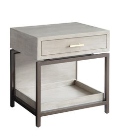 GUEST BEDROOM - NIGHT TABLE