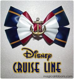 Magical Ribbons Disney Bows - Magical Ribbons - Disney Cruise Line