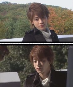 He will always be my favorite Rui Hanazawa... Hard because there's Kim Hyun Joong and Vic Chou... But he is the first!
