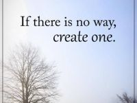 Positive Quotes about life: Create One