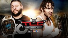 Dean Ambrose at WWE TLC: Tables, Ladders & Chairs. Dean Ambrose, Champion, The Shield Wwe, Ready To Rumble, Wwe Pay Per View, Kevin Owens, Wwe News, Seth Rollins, Wwe Wrestlers