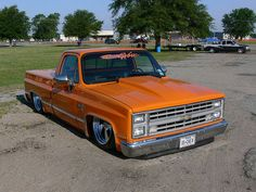 1985 Chevy Truck | by V8 Power