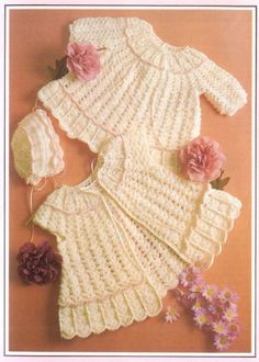 Hey, I found this really awesome Etsy listing at https://www.etsy.com/uk/listing/527838041/baby-shell-cardigan-set-for-sizes-3