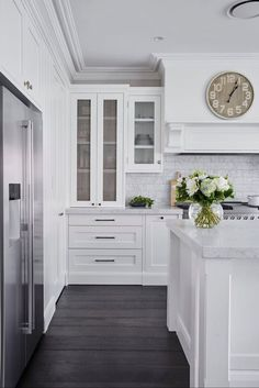 Karla Spencer - Our kitchen, thanks to Provincial Kitchens Clovelly, Art of Tiles Newtown, Precision Flooring Surry Hills & Cape Cod Home Additions