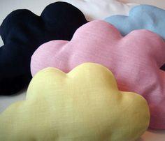 DIY Inspiration-Sweet Cloud Pillows
