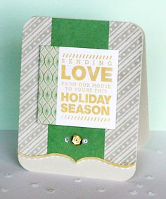 PERFECT PEARLS Sending You {Nothing But} Love - Simon Says Stamp Blog