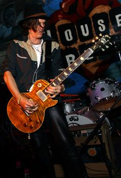Joe Perry Signature Les Paul