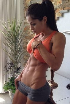 fitness chica