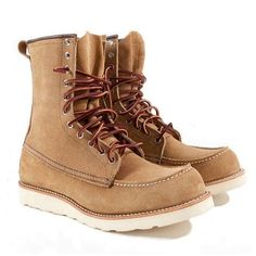 European exclusive Red Wing Boots 879D Limited Edition.