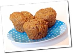 Flax carrot apple muffins - Made these for Addy's class and they loved them! - used raisins and dried blueberries instead of dried cranberries