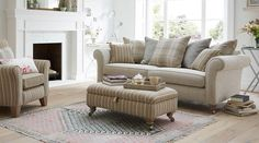 Country Living Sofas - Country Style Sofas at DFS Country Sofas, Trendy Living Room Wallpaper, Country Living Room Furniture, Living Room Sofa, Modern Country Living Room, Cream Sofa Living Room, Modern Country Living, Living Room Sets Furniture, Beige Living Rooms