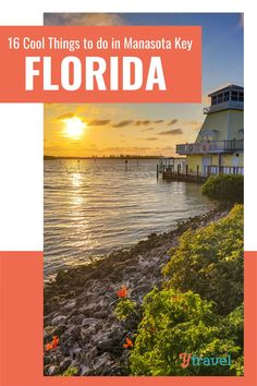 Planning a trip to Florida? Be sure to include Manasota Key in your travel plans! From beautiful beaches and nature trails to tasty eats and relaxing VRBO rentals, this Florida destination has it all. Find our list of 16 cool things to do in Manasota Key, Florida on our blog! #ManasotaKeyFlorida #FloridaVacations #ManasotaKeyTravel #BeachVacation #BeachVacationwithKids #USRoadTrips #FamilyTravel