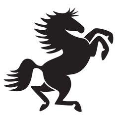 Wild Horse Logo Design - Copyright 2013