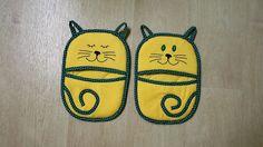 Kočičí chňapky ONA a ON