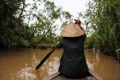 A trip down the MeKong Delta, Vietnam