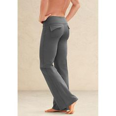 Tried many different yoga pants, but these are my current favorite. I especially like the pockets.