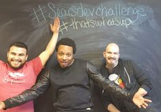 Three of our teams members participated in the Sears Dev Challenge January 23 - 25