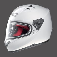 Casco Moto NOLAN N64 PURE WHITE