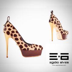 SHOES ❤️ ANIMAL PRINT LEATHER ❤️ @egidioalvesshoes #egidioalves #bags #chic #girls #portugueseshoes #luxury #swarovski #italy #paris #london #australia #angola #hollywood #newyork #dubai #qatar #bogota #colombia #fashionweek #models #vogue #russia #micam #milano #trends #design #style #heels #beauty #fashion