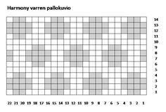 Harmony polvisukat, lankana 7 veljestä, värit 011 ja 060. Mittens, Charts, Stuff To Do, Knitting, Fingerless Mitts, Graphics, Tricot, Breien, Fingerless Mittens
