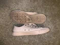 863134d3b4ab unisex Converse All-Star Tan Low Cut Sneakers Shoes size men 7   women 9