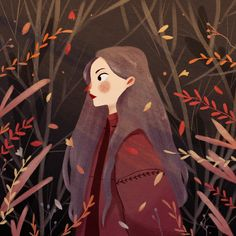 "Check out this @Behance project: ""Autumn colors"" https://www.behance.net/gallery/55634709/Autumn-colors"
