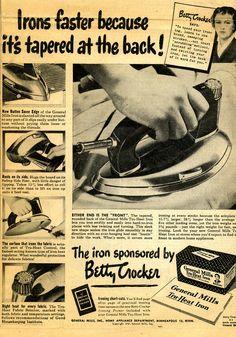 General Mills ad in The Salt Lake Tribune from April 8, 1947.