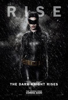 """6 nouvelles affiches pour """"The Dark Knight Rises"""" - News - AlloCiné"""
