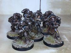 Iron Warriors by Benjamin Greaves