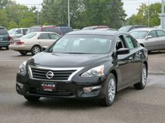 2014 #Nissan #Altima S at Kline Nissan in Maplewood, MN.  Stop in today to take it for a test drive or call Adam at 651 206-9222 for more info!
