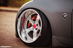 No Introduction Needed // Milt Salamanca's 350Z AKA 'Candy' | StanceNation™ // Form > Function