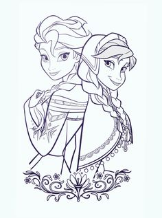 anna from frozen coloring pages | File Name : 11643536603_cb7cf4f17e_o.jpg Resolution : 1944x1944 Image ...
