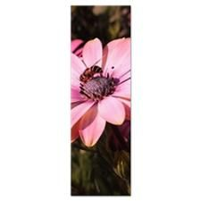 Daisies and Bee Yoga Mat