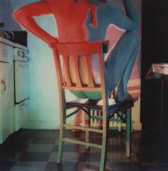 Lucas Samaras (American, born Greece 1936)  Photo-Transformation