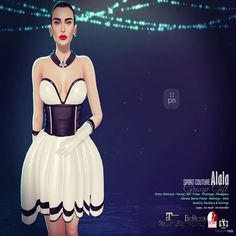 Alala Sport Couture Dress Group Gift by PurpleMoon