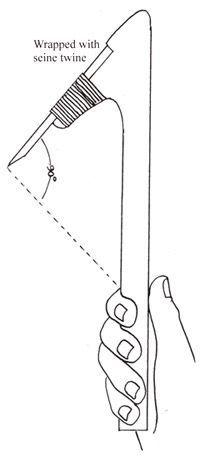 handmade elbow shaping adze: