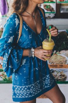 Boho Chic Fashion Items like New Fashion Clothes 2019 above Fashion Clothes New York Festival Looks, Hippie Style, Bohemian Style, Bohemian Dresses, Boho Dress, Boho Chic, Look Fashion, Fashion Outfits, Fashion Clothes