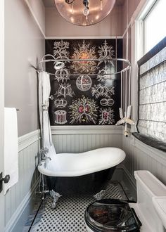 Do You Want To Make A Bold Statement With Your Bathroom Remodel But Think  Your Space Isnu0027t Big Enough? We Can Help...  Http://jeanekandbdesign.com/contact/
