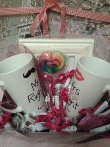 Zobacz zdjęcie Pomysł na prezent ślubny :)