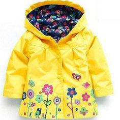Spring Flowers Jacket