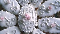 Italian Wedding Cookies made in Sardinia known as Pastissus