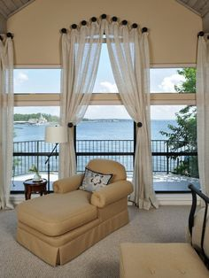 Window Treatments Design, Pictures, Remodel, Decor and Ideas - page 2