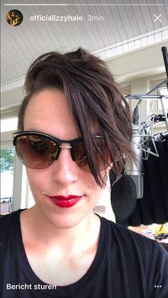 Lzzy hale short hair