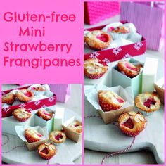 10 Afternoon Mini Cake Recipes...