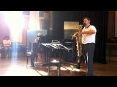 A live recording from the Annual Saxophone Academy Sydney Summer School recital series 2012 Baritone Sax, Saxophone, Summer School, Recital, Jay, Concert, Saxophones, Concerts