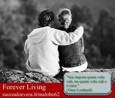 Una buonanotte con Forever Living Aloe Vera