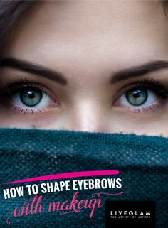 Get perfect eyebrows in minutes! Here are some of our top trick and tips for how to shape eyebrows with makeup to get fierce brows. Shape Eyebrows, Perfect Eyebrows, Brows On Fleek, Skin Care Tips, Eyeshadow Palette, Your Skin, Makeup Tips, Advice, Shapes