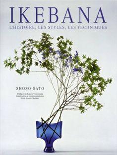 livre sur ikebana