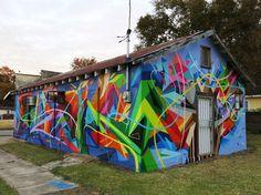 Casa para el Museum Of Public Art de Louisiana Baton Rouge